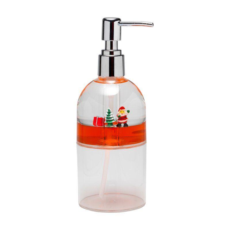 Carnation Home Fashions Floating Santa Claus Lotion Pump