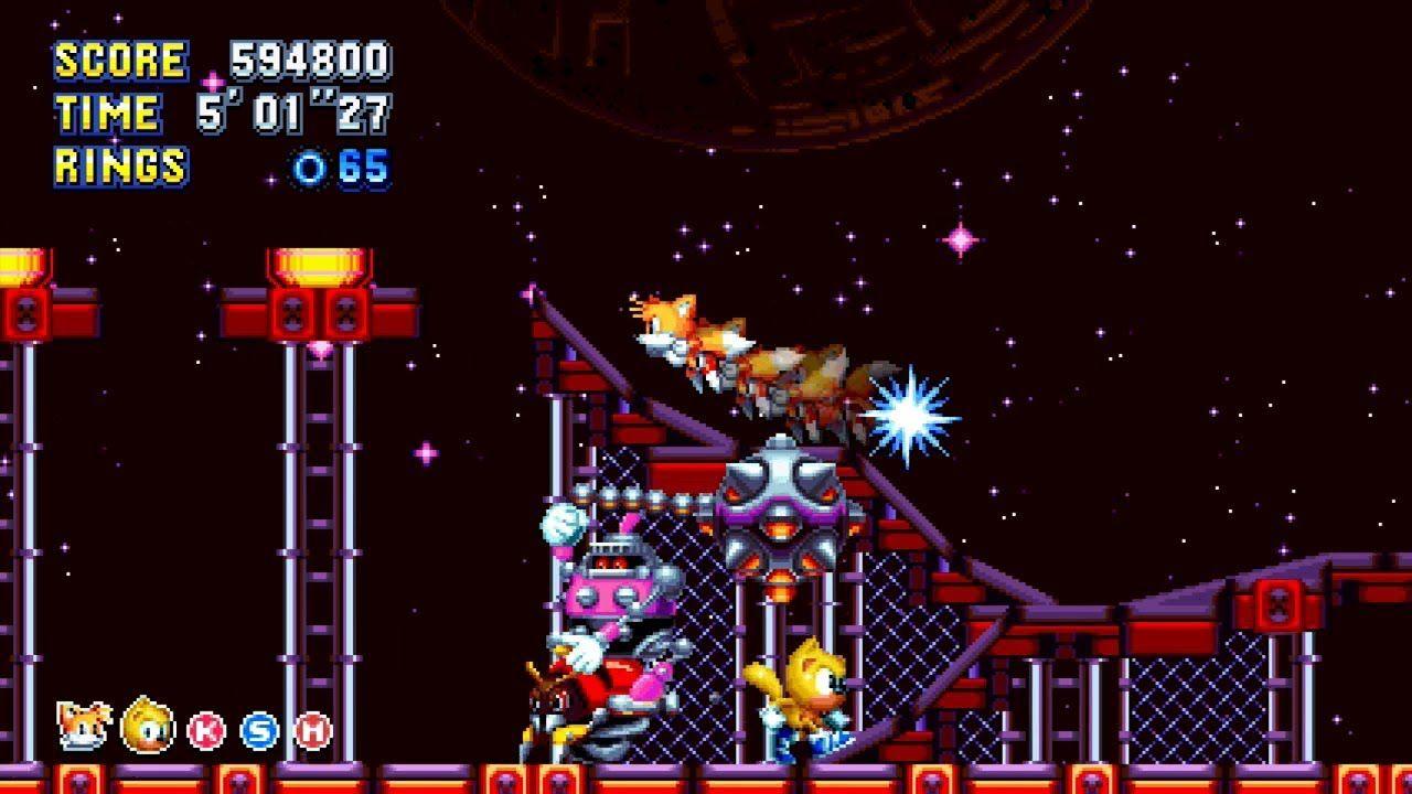 Sonic Mania Plus: Encore Mode Part 10: Lava Reef Zone (Team Super