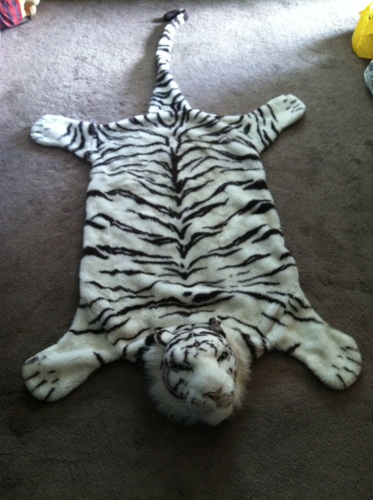 White Tiger Rugs Area Rug Ideas