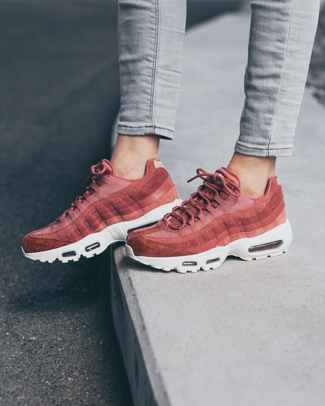 Women Shoes$29 on | Air max 95 red, Nike air max, Cheap nike
