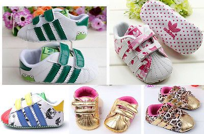 adidas baby crib shoes