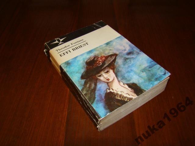 Effi Briest Theodor Fontane Opis 3008377901 Oficjalne Archiwum Allegro Film Music Books Music Book Book Cover