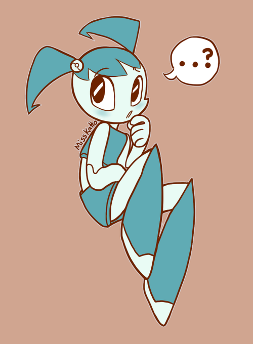 My Life As A Teenage Robot Does Anybody Else Remember This Show