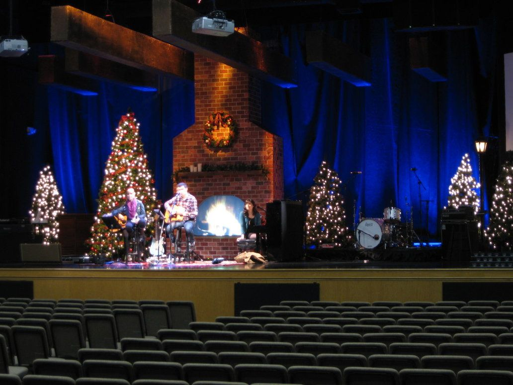 christmas stage design google search play costumes and stage