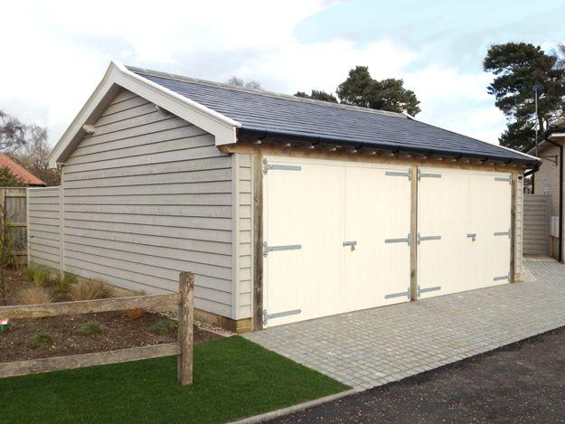 Construction · Timber Garage