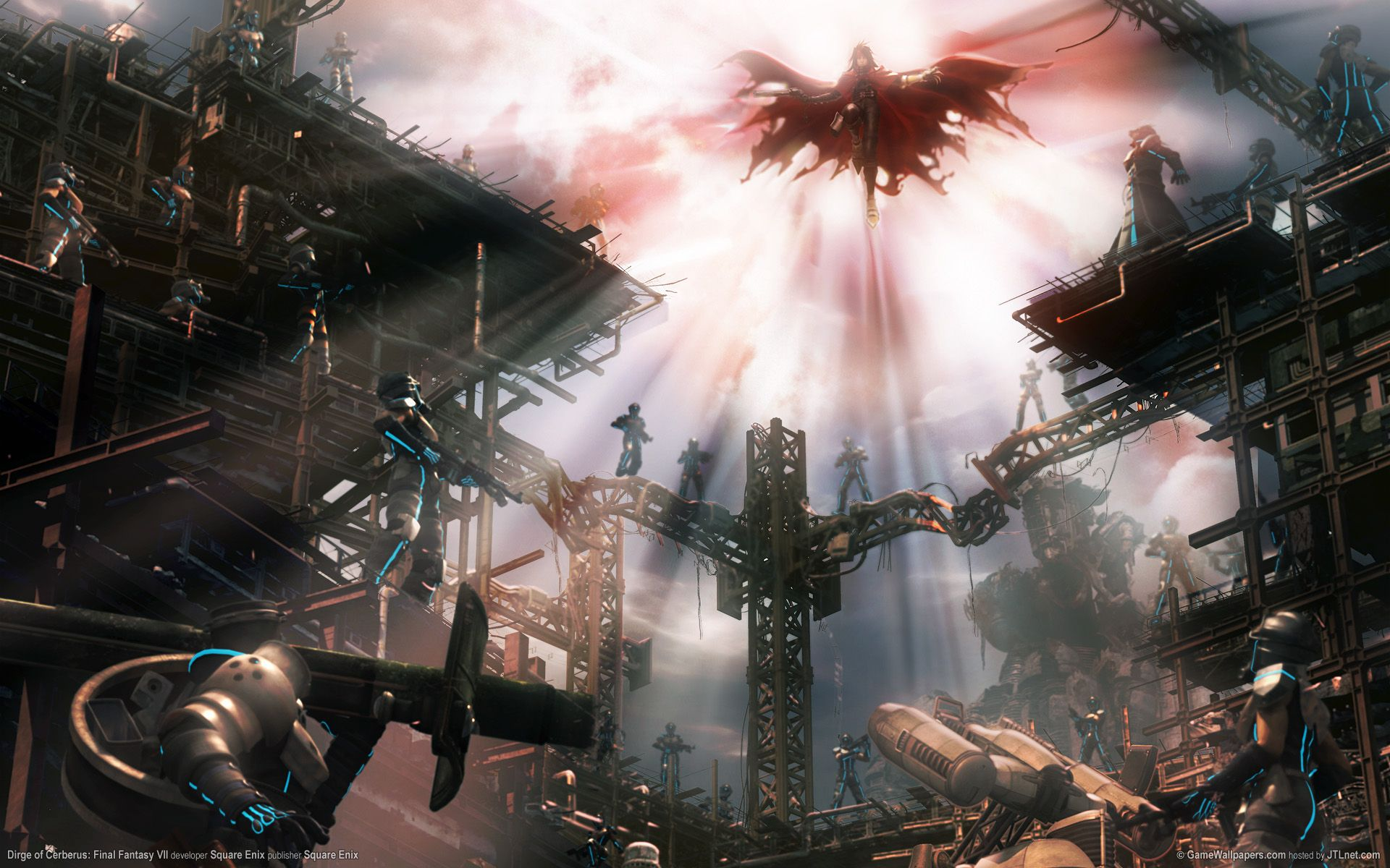 89 final fantasy vii advent children hd wallpapers backgrounds - Final Fantasy Hd Wallpaper 1920x1200 Wallpapers 1920x1200 Wallpapers