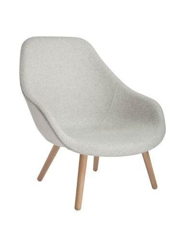 About A Chair on Hee Wellingin ja Hayn yhteistyön tuloksena syntynyt kokoelma selkeän linjakasta muotoilua. Pelkistetyn tyylikkään muotokielensä ansiosta tuoli ...