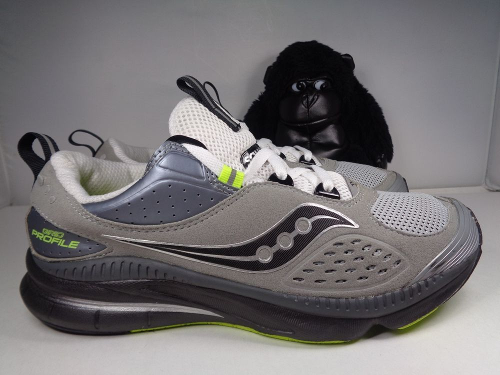 6f0faa9fc17a1 Saucony Grid Profile Men's Running Cross Training Shoes size 7.5 US ...