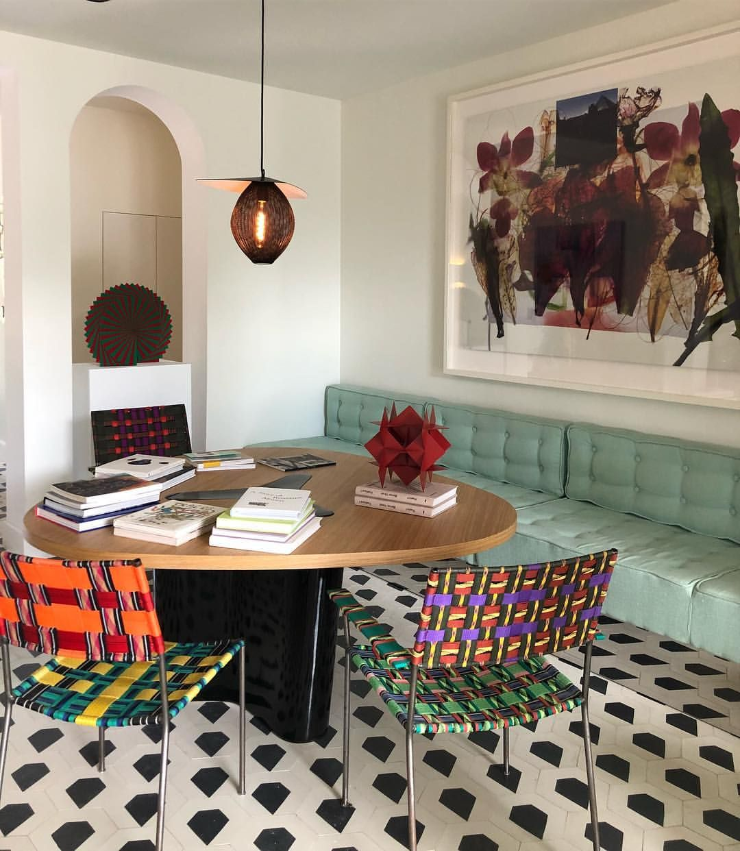 Mmi Inspiration Penthouse In Nyc Designed By Dufnerheighes Eric Laignel Mmi Mmiinspiration Dufnerh Interior House Interior Interior Design