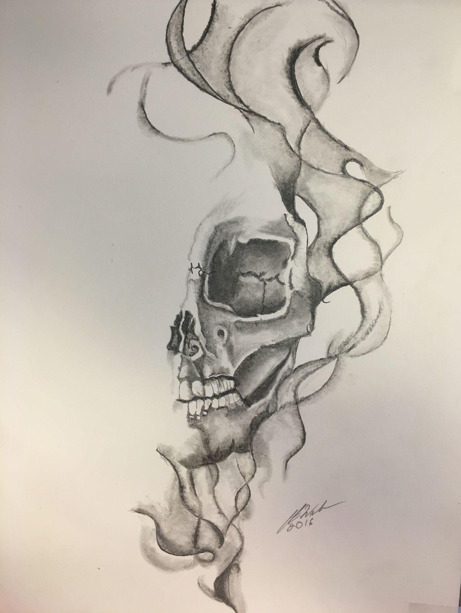 Tatouage Skull Tattoo Design Smoke Tattoo Black Skull Tattoo