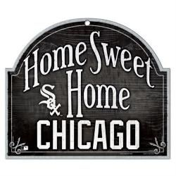 CHICAGO WHITE SOX OFFICIAL LOGO Wood Sign Chicago Sports