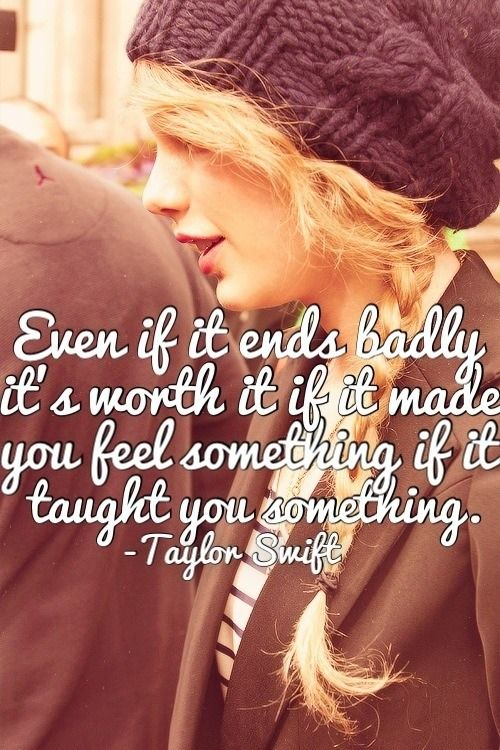 Taylor Swift Quotes Taylor Swift Quote Inspirational  Quotes  Pinterest  Taylor Swift