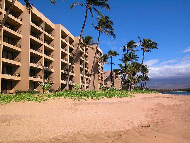 Sugar Beach Resort Maui Hawaii