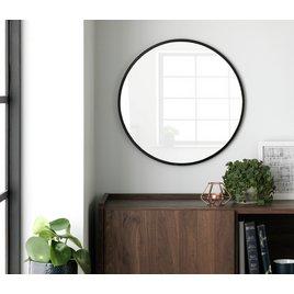Buy Argos Home Kanso Round Metal Framed Mirror Mirrors Argos In 2020 Metal Frame Mirror Freestanding Mirrors Mirror Frames