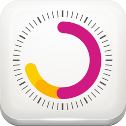 Pin By Bos On Logo Pink App App Logo Software Apps