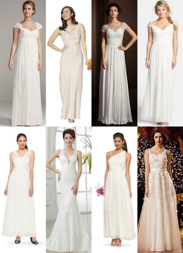 wedding dressess under 100 usd