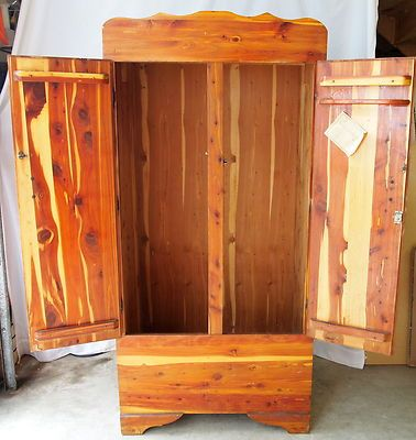 Cedar Wardrobe For Sale Sale Solid Cedar Wardrobe Storage Cabinet Armoire Cupboard Closet Bedroom Furniture For Sale Armoire Makeover Armoire