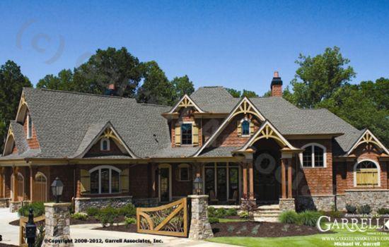 House Plans Provided By Garrell Associates Craftsman House Plans Dream House Plans Craftsman House