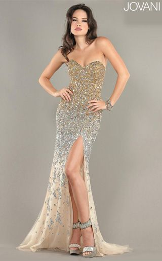 Vintage Hollywood Prom Dresses