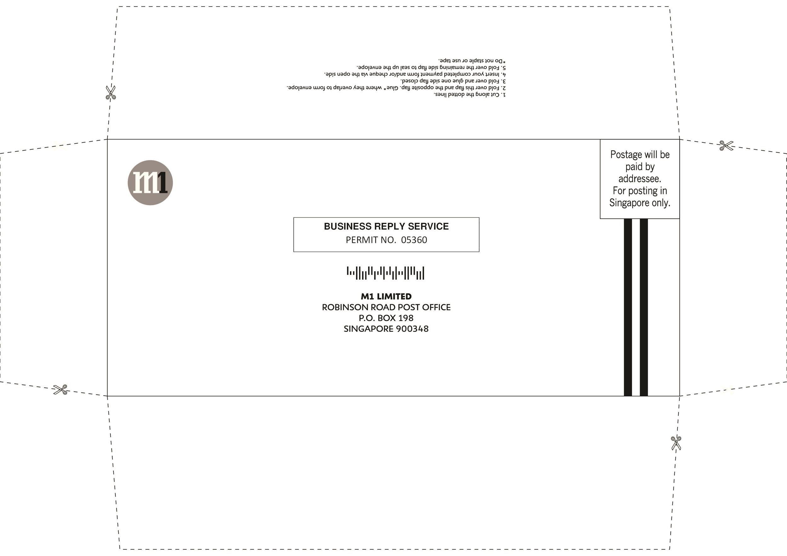 Letter Envelope Template Andriblog.design in 2020