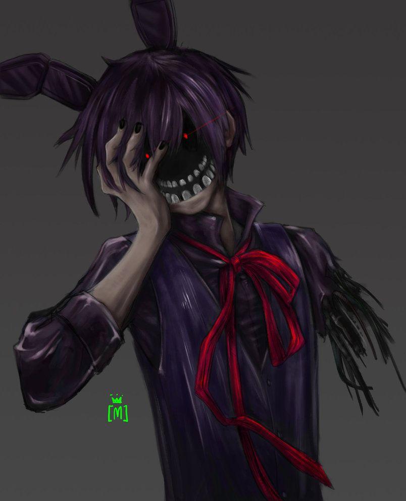 Don T Look At Me Fnaf Anime Fnaf Fnaf Drawings
