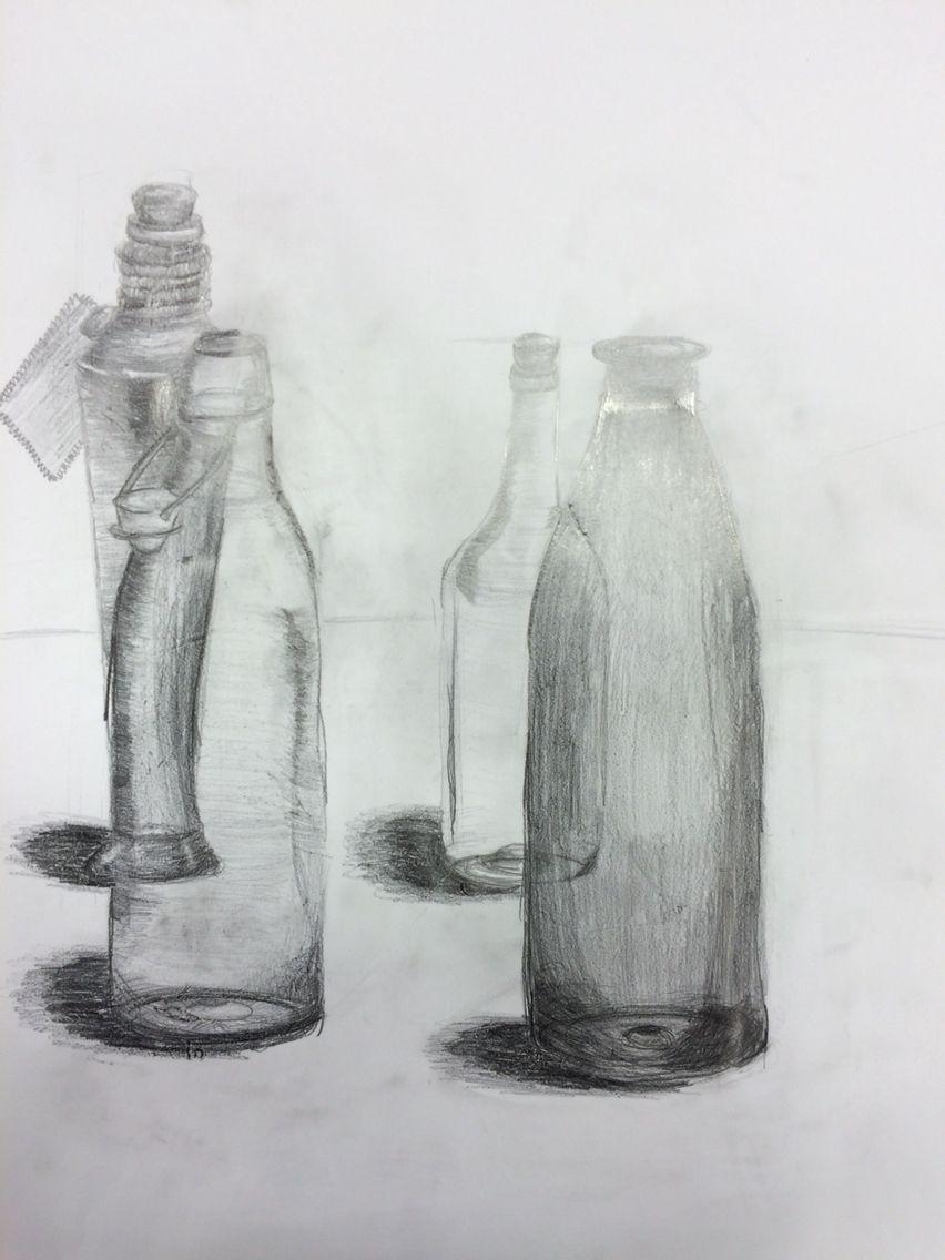 Grafitzeichnung