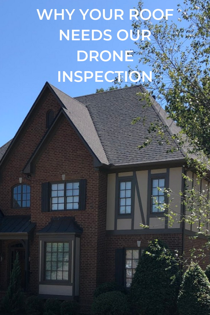 Why Your Roof Needs Our Drone Inspection Roofing Roofing Companies Roof