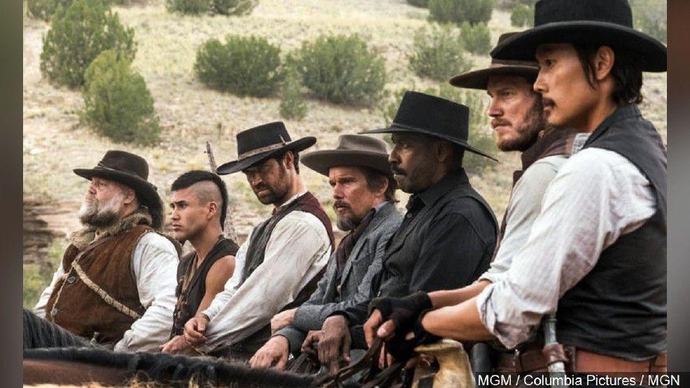 Magnificent 7.  Lists Matt in the cast