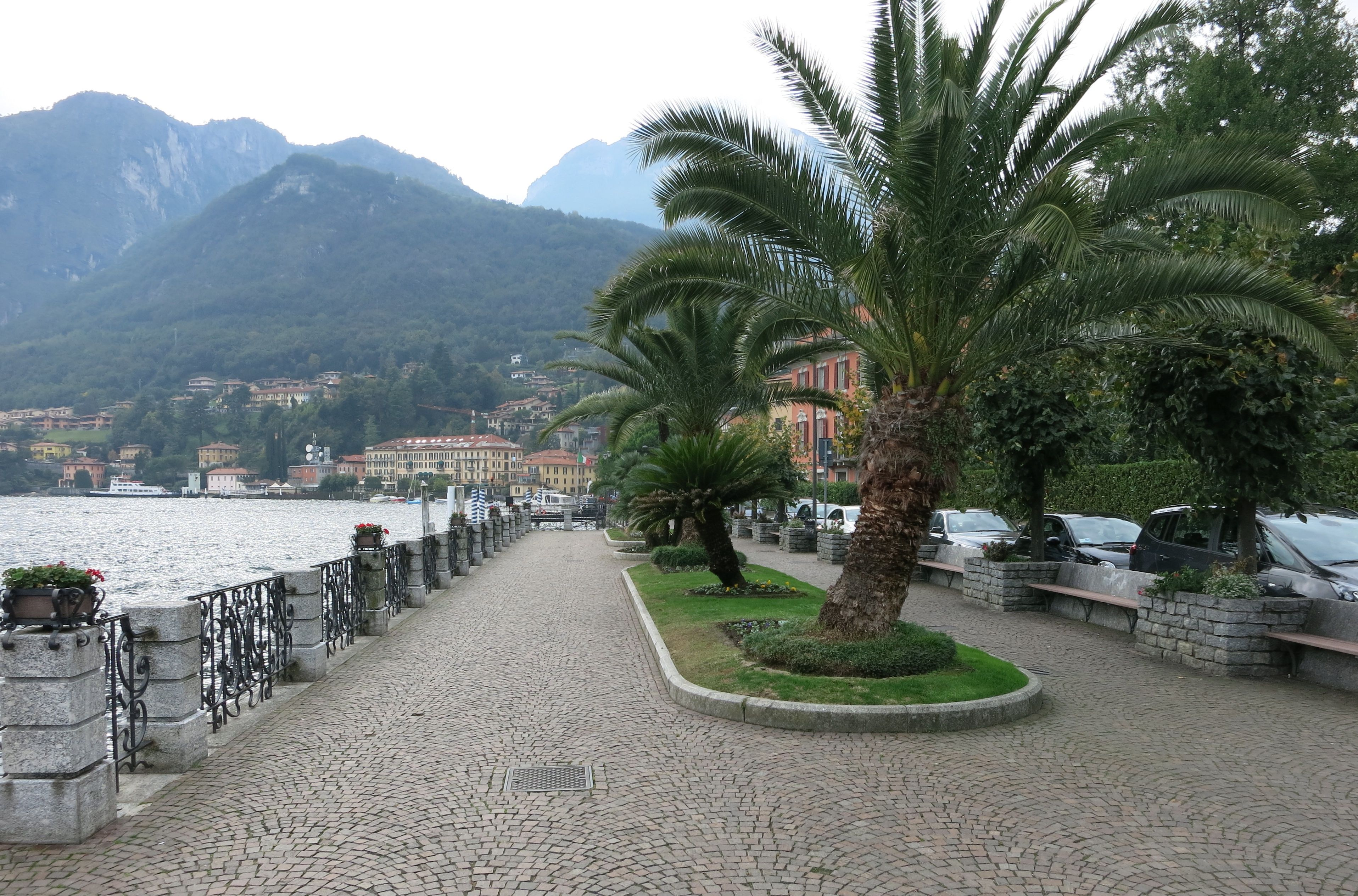 Sept/2015 Lake Como Italy Trip.  Town of Menaggio.