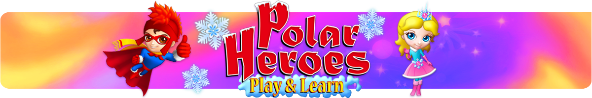 Polar Heroes  Fantastec develops online and mobile educational games for kids. Its first title, Polar Heroes, is modeled after Disney's Club Penguin. http://www.polarheroes.com/