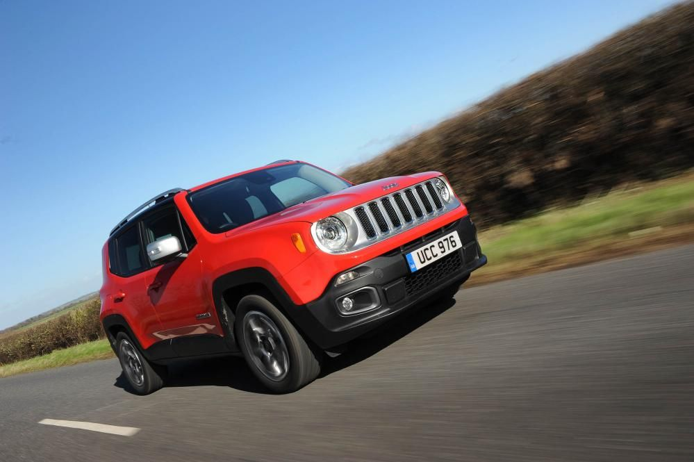 Jeep Renegade 2 0 Limited Eurekar Jeep Renegade Jeep Sale Cars Uk