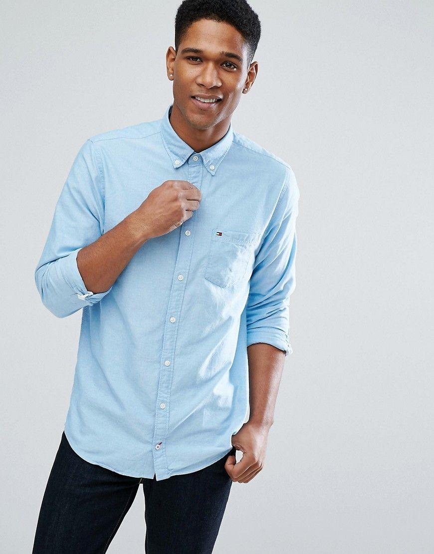 b3bcedd4 Tommy Hilfiger Oxford Shirt | Products | Shirts, Tommy hilfiger ...
