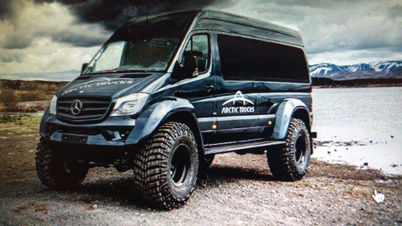 Pin By Brian Mcclure On Cool 4x4 Vans Mercedes Sprinter Camper 4x4 Van Sprinter Camper