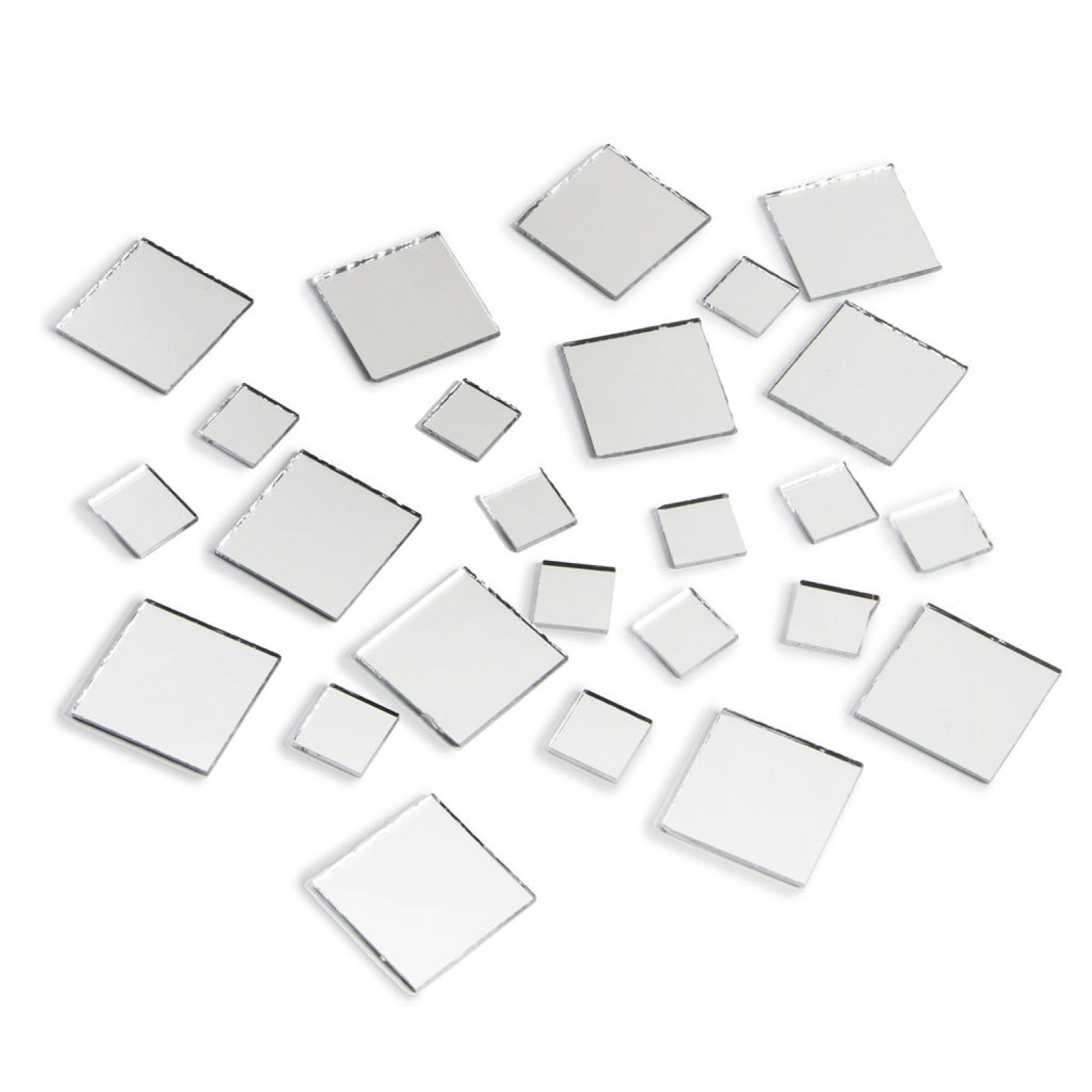 Square Mirrors Assortment By Artminds Square Mirror Arts And Crafts Arts And Crafts House