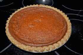 Collinscooking: egg, soy, dairy, oil free pumpkin pie! It is also vegan!