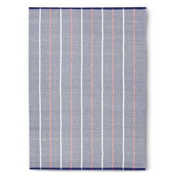 Herringbone Cotton Flatweave Rug - Brooklyn & Bond™