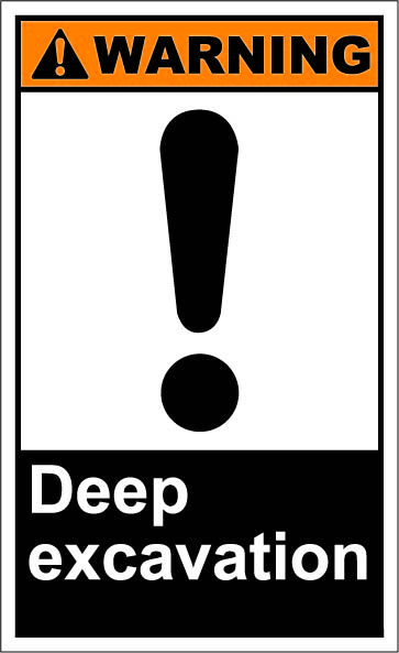 Deep Excavation 1 64 Signs Signs How To Draw Hands Instant Art