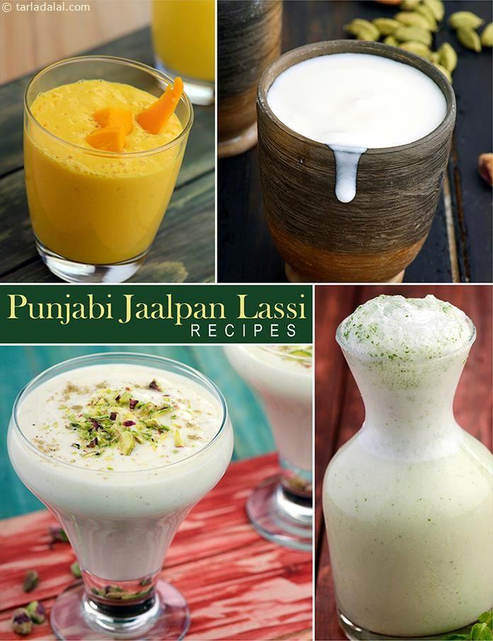 Punjabi Drinks Punjabi Lassi Recipes Punjabi Falooda Recipe Lassi Recipes Falooda Recipe Punjabi Lassi Recipe