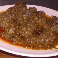 Rendang Padang Recipe Resep Masakan Makanan Dan Minuman Resep Makanan