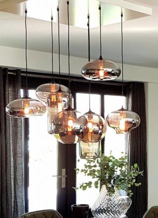 Glazen lampen bulblights in 2020 | Lampen, Design lampen