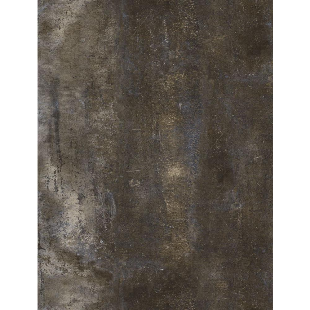 Trafficmaster Brown Stone 12 In X 24 In Peel And Stick Vinyl Tile 20 Sq Ft Case Ss5088 The Home Depot Peel And Stick Vinyl Vinyl Tile Vinyl Flooring
