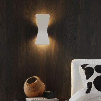 Applique design FLEX – Blanc – LED 13W – Fontana Arte FLEX de la ...