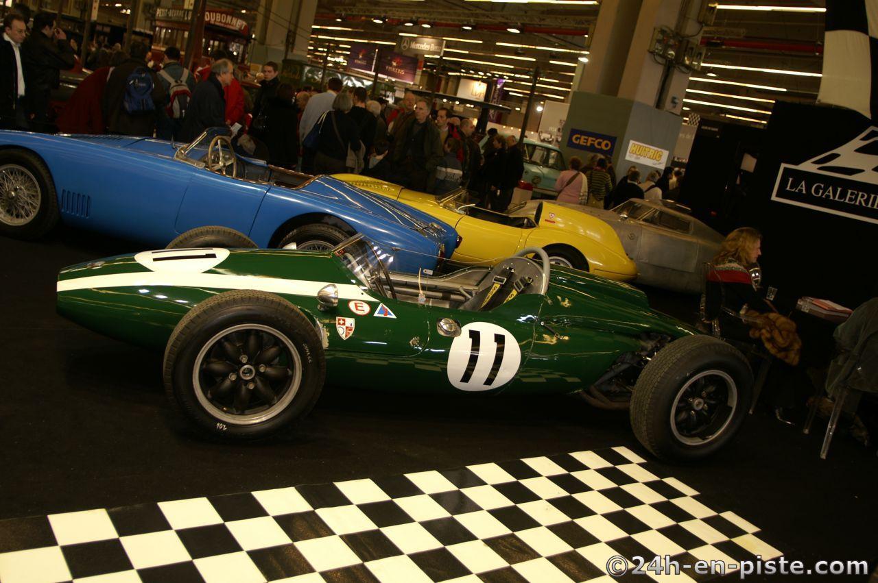 Cooper T51 - Castellotti