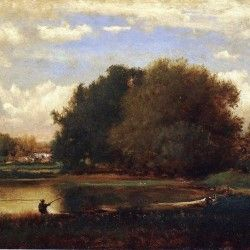 George Inness - Landscape