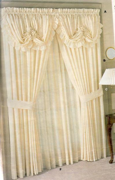 diseño de cortinas, ideas para cortinas, imagenes de cortinas - ideas de cortinas para sala