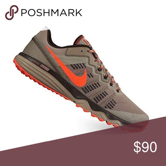 Nike Dual Fusion Trail 2 Athletic Sneaker 9 5 Brand New Without Box 819146 201 Nike Shoes Sneakers Nike Dual Fusion Athletic Fashion Athletic Sneakers