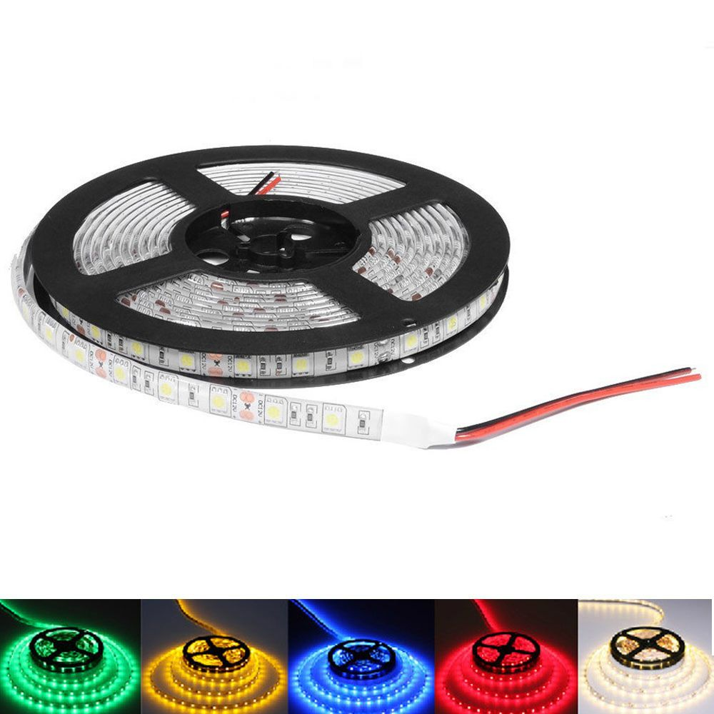 5050 smd rgb led strip light 60ledsm dc 12v non ip65 waterproof 5050 smd rgb led strip light 60ledsm dc 12v non ip65 waterproof kitchen aloadofball Gallery