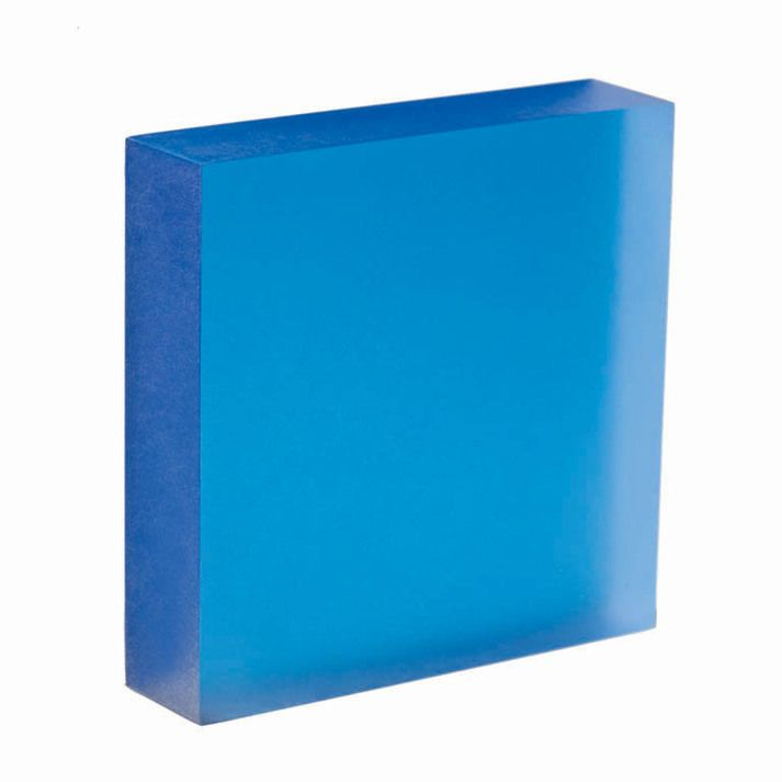 Horizontal Surfaces, Recycled Acrylic | 3form Chroma