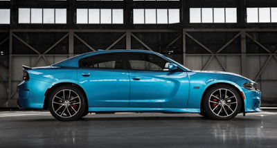 2019 Dodge Charger Design Style