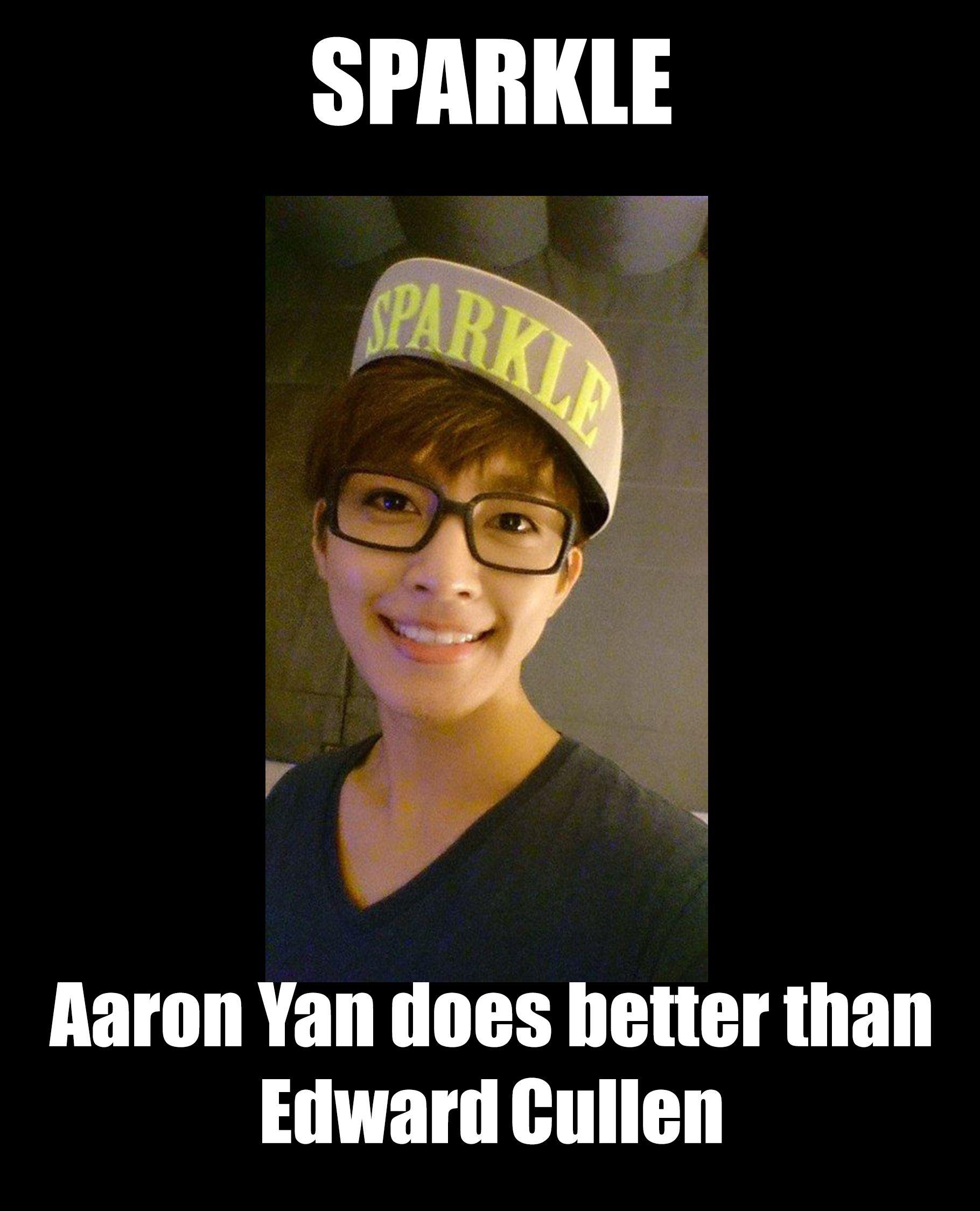 273664058bd0ac134f20d4c83a2dbfa2 sparkle' aaron yan does better than edward cullen aaron yan